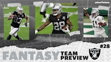 NFL Team Preview: Outside of Darren Waller, Raiders fantasy football prospects are risky