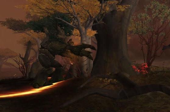 Around Azeroth: Beware of tree huggers