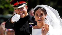 Viel Freude, aber auch Rassismus: die königliche Hochzeit 2018