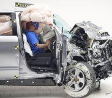 Some Pickups Lag in Passenger Crash Protection