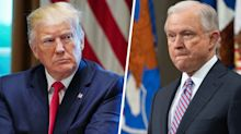 Trump admits his 'biggest mistake' was handing Jeff Sessions the attorney general job