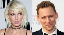 Taylor Swift Photographed Kissing 'Avengers' Star Tom Hiddleston