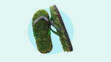 Grass Sandals Are Perfect for People Who Have a Love-Hate Relationship With Nature