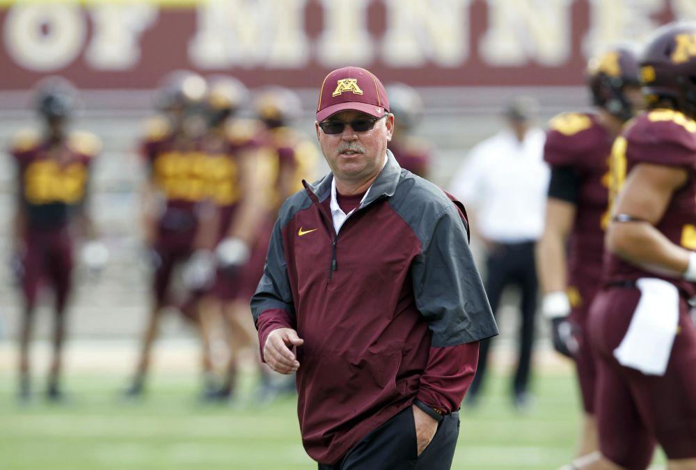Minnesota coach Jerry Kill on leave for epilepsy