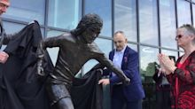 George Best statue unveiled at Windsor Park