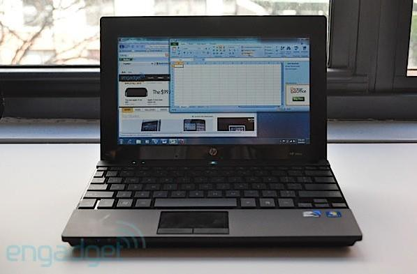 HP Mini 5103 with dual-core Atom N550 performance review