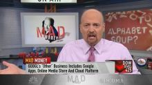 Cramer says Alphabet's recent declines are a buying opportunity