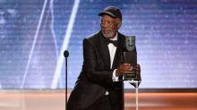 Morgan Freeman: Deshalb trägt er einen Handschuh