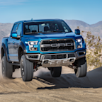 2019 Raptor Gets Real-Time Adaptive Suspension