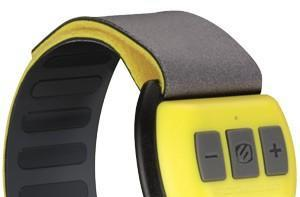 Scosche's Rhythm pulse monitor for iOS tracks your run, lets you change the beat (video)