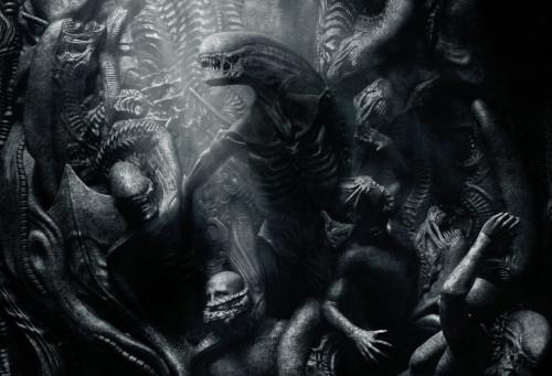 Alien: Covenant poster.