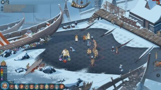 The Banner Saga: Factions flies its flag on Steam