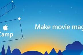 Apple this summer to offer camp where kids can learn how to 'become filmmakers'