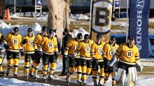 Listen To These Mic'd Up Moments From Bruins-Flyers Lake Tahoe Game