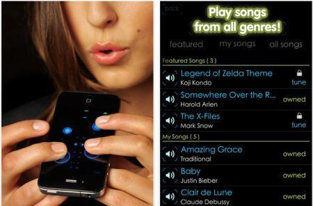 Daily iPhone App: Ocarina 2 makes for more virtual tunes