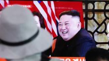Kim Jong-un sends South Korea 'letter of friendship' following coronavirus deaths