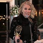 """Catherine O'Hara Scores Second Career Emmy, Thanks Dan and Eugene Levy For Letting 'Schitt's Creek' Character """"Fully Be Her Ridiculous Self"""""""