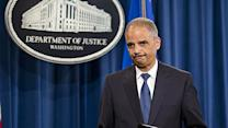 Did Holder's meeting with lawmakers lead to progress?