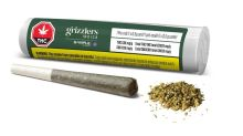 """BC Craft Supply Co Debuts Grizzlers Brand in Alberta Through Revolutionary $1 """"Buck a Joint"""" S^MPLE by AHLOT™ Program."""
