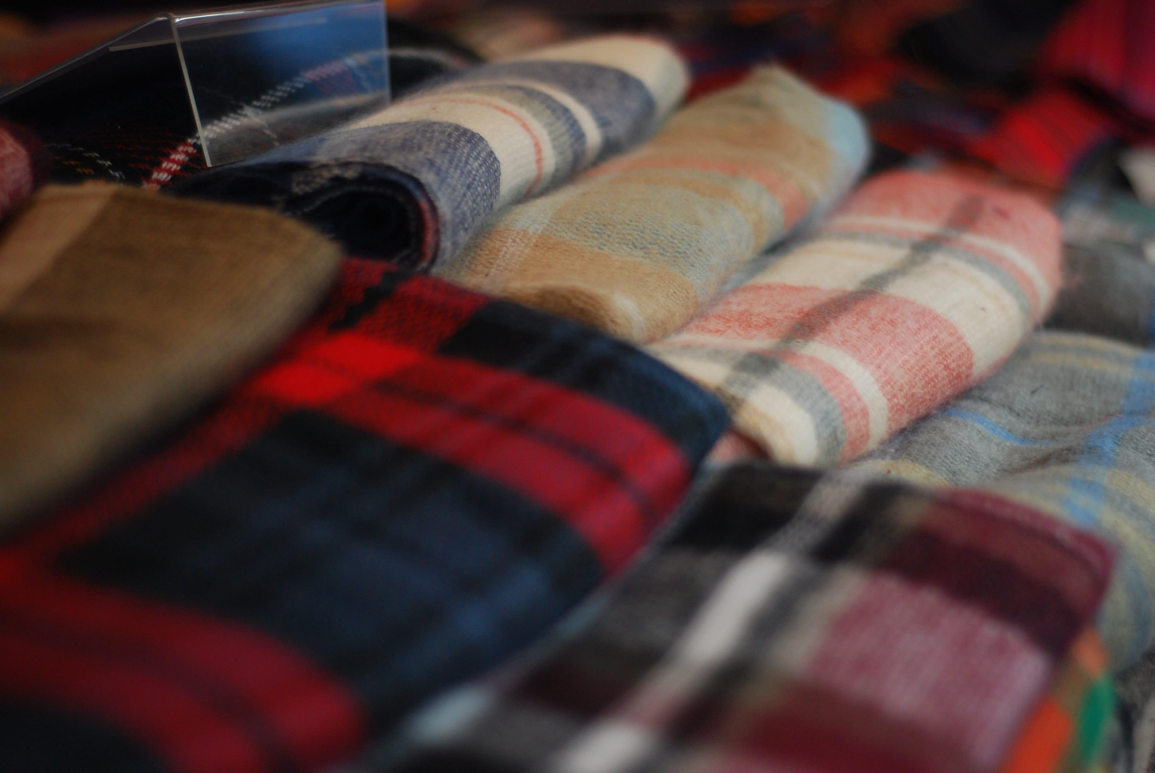 Tartan Blankets – Plaid Blankets