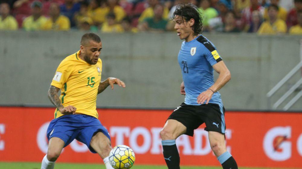 Uruguai x Brasil: números, pranchetas e mapas de calor completos