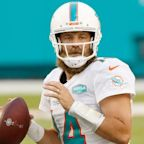 """Ryan Fitzpatrick on benching: """"My heart just hurt all day"""""""