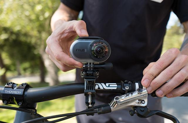 The Rylo 360-degree video camera now works with Android