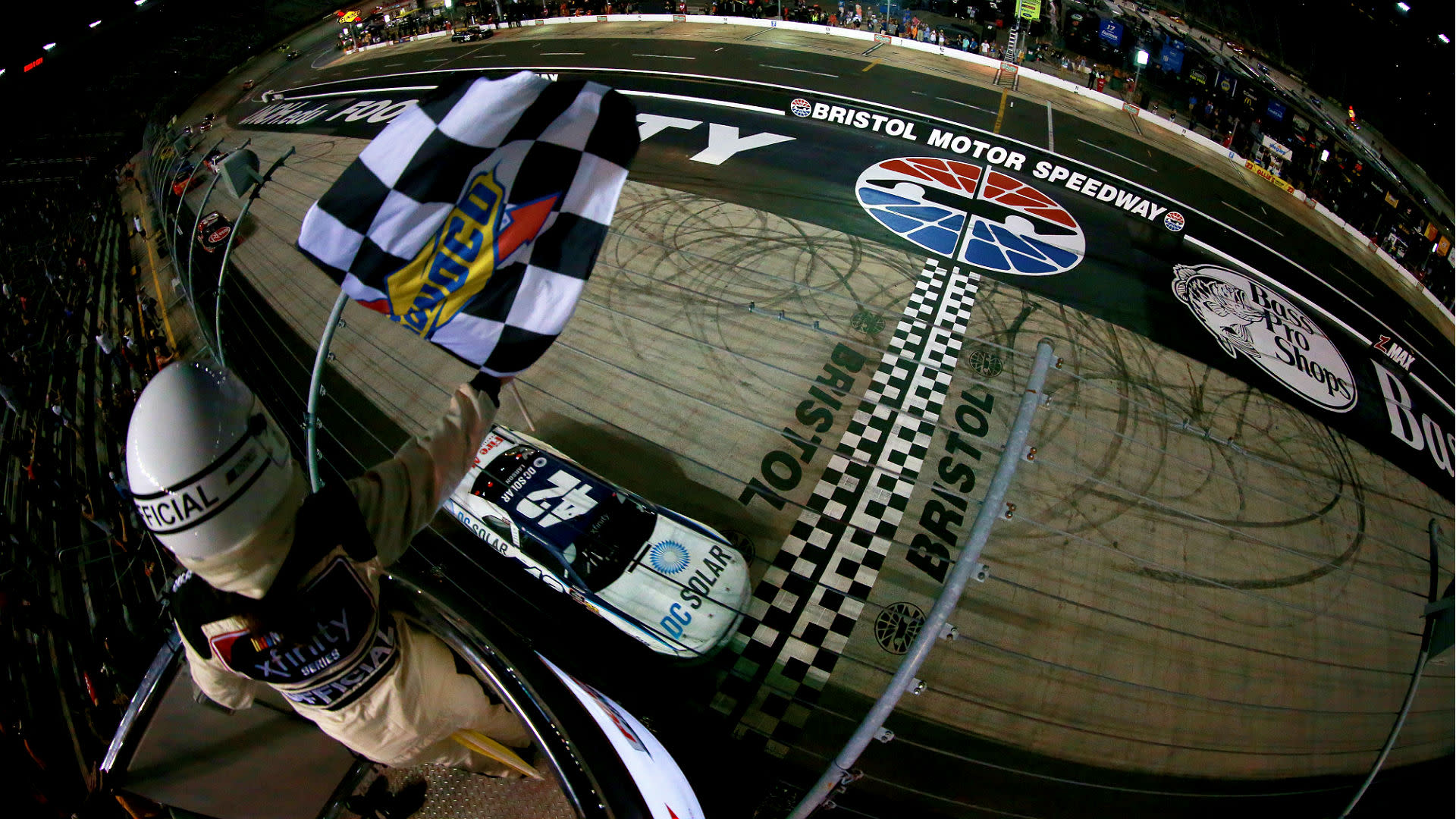NASCAR at Bristol: Race results, highlights from Kurt Busch's victory