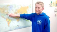 13-year-old Whitehorse geography whiz represents Yukon at national competition