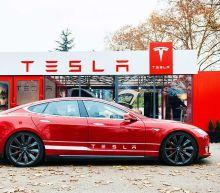 Dow Jones Slips As Coca-Cola Passes Buy; Tesla Down After Deadly Crash; GameStop CEO Quits
