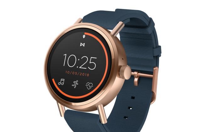 Misfit's $250 Vapor 2 smartwatch adds GPS and NFC
