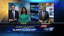 Get the WISN 12 News Alarm Clock App!