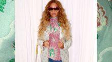 Así son los looks de maternidad de Beyoncé