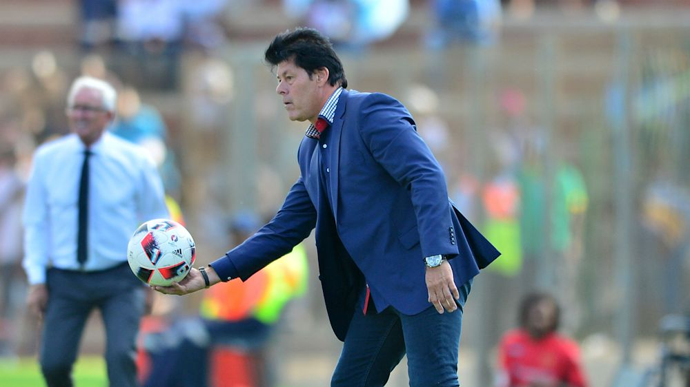 Luc Eymael reaffirms commitment to Free State Stars amid Ugandan reports