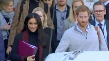 Meghan Markle pregnant: Duchess of Sussex and Prince Harry expecting first baby, Kensington palace announces