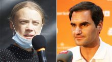 'Wake up': Fresh twist in Greta Thunberg's spat with Roger Federer