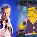 Morrissey issues lengthy statement after 'Simpsons' brutally mocks him