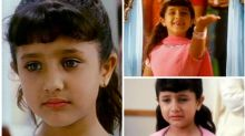 Bollywood child stars: What do they look like now?
