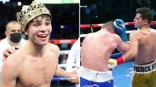 'Absolutely killer': Ryan Garcia drops rival with 'vicious' KO