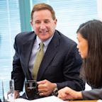 Mark Hurd, with 'loquacious' style, brought Oracle into cloud era through sales revamp