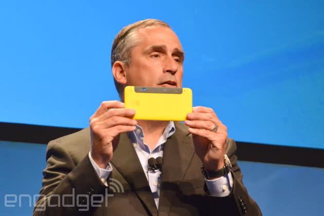 Intel's made a tinier, longer-range depth camera for phones