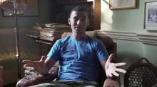 The refugee who lives in a stately home