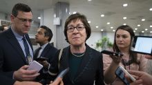 Susan Collins breaks with Trump over Grenell