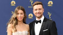 Justin Timberlake called out for flirty comment on Jessica Biel's Instagram: 'Doghouse'