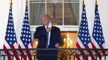 Trump claims victory over Covid