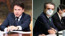 Emergenza in Lombardia, è scontro tra il premier Conte e Fontana