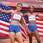 Super shoes, super tracks and super talent: World record is shattered in women's 400m hurdles too at Tokyo 2020