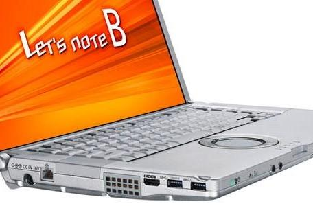 Panasonic outs Let's Note B11 laptop series in Japan, Ivy Bridge in tow