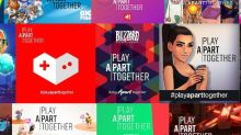 WHO's Play Apart Together campaign uses games to promote social distancing