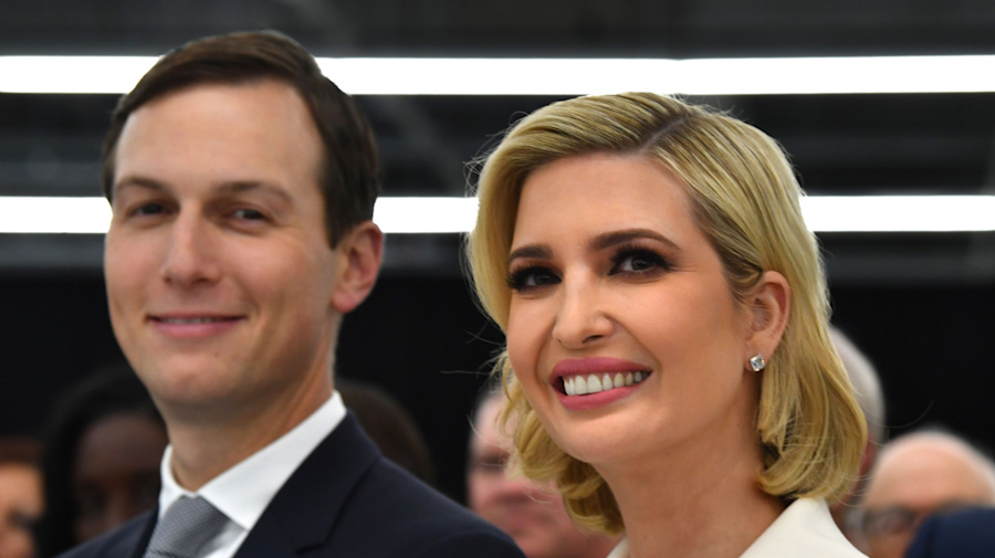 Ivanka Trump channels Grace Kelly with new retro hairdo during Louis Vuitton factory visit